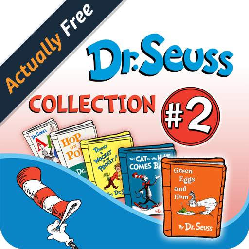 512x512 Dr. Seuss Beginner Book Collection