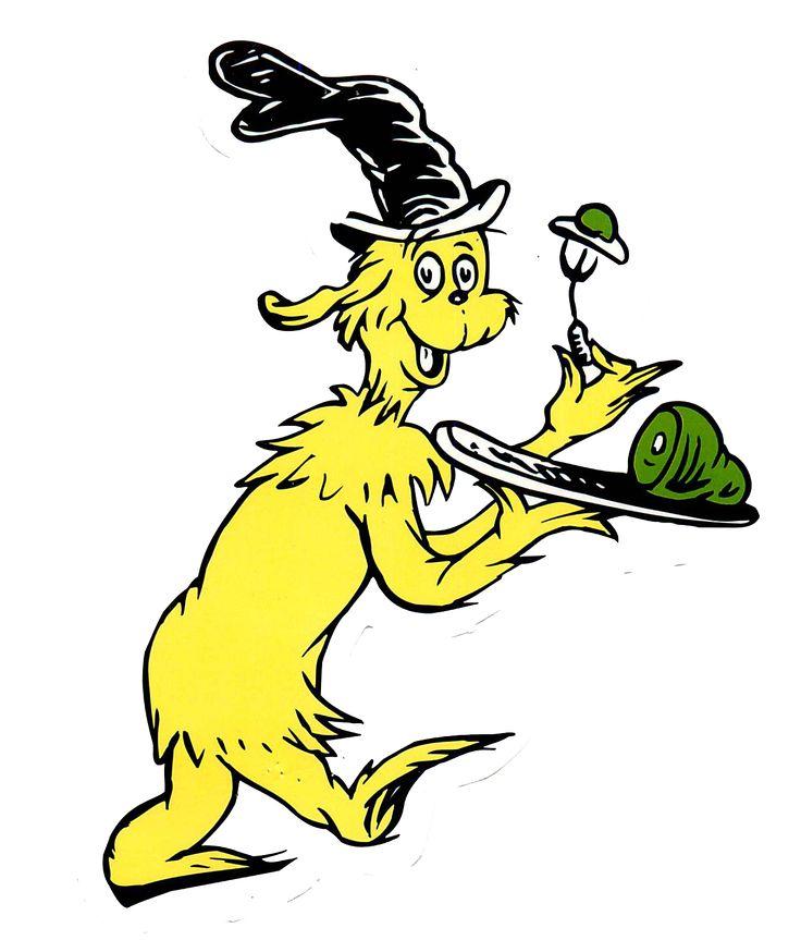 736x863 Dr Seuss Character Clipart