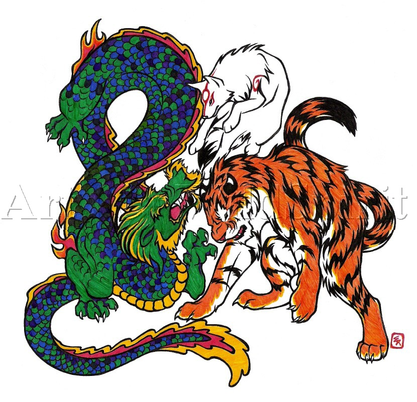 830x801 Pin Tiger Fighting Wallpaper Lilzeu Tattoo I Like It