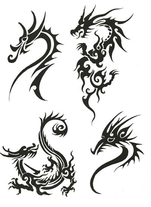 500x684 Great Tattoo! Tattoos Tattoo, Dragons And Tatoo