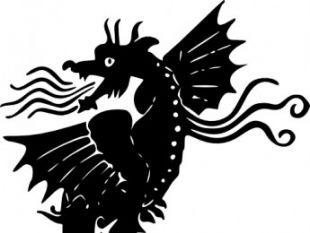 310x233 Dragon Free Vector Clip Art Free Vectors Ui Download