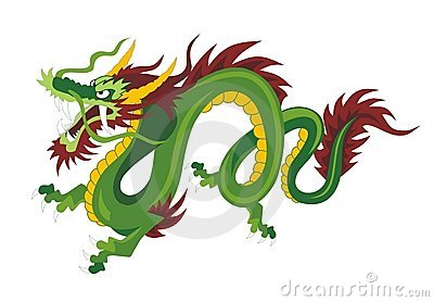 400x278 Chinese Dragon Cliparts