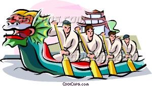 300x171 Dragon Boat Clip Art Cliparts