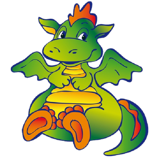 320x320 Free Dragon Clipart