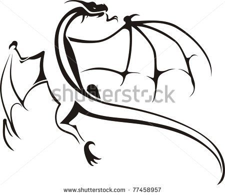 450x390 145 Best Jeremy's Dragons Images Black, Drawing