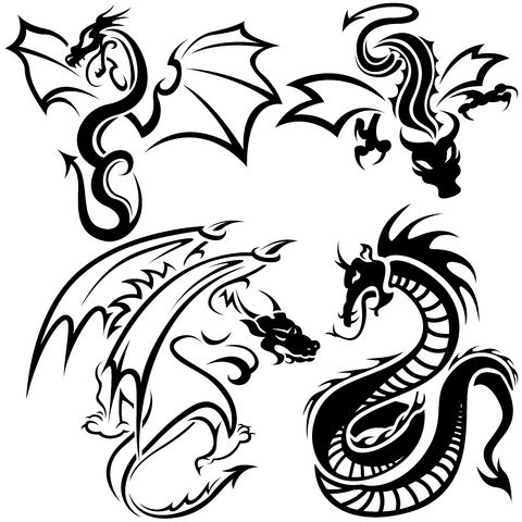 480x480 15 Best Dragons Images Dragons, Drawing Ideas