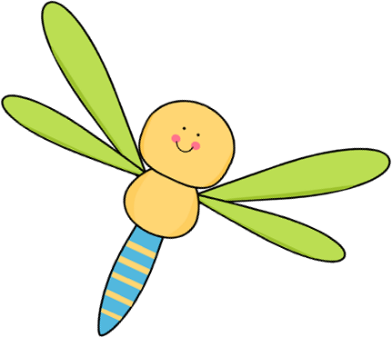 431x371 Top 86 Dragonfly Clipart