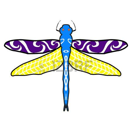 450x450 Dragonfly Clip Art