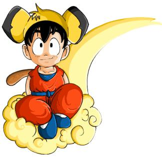 324x314 Dragon Ball Clip Art