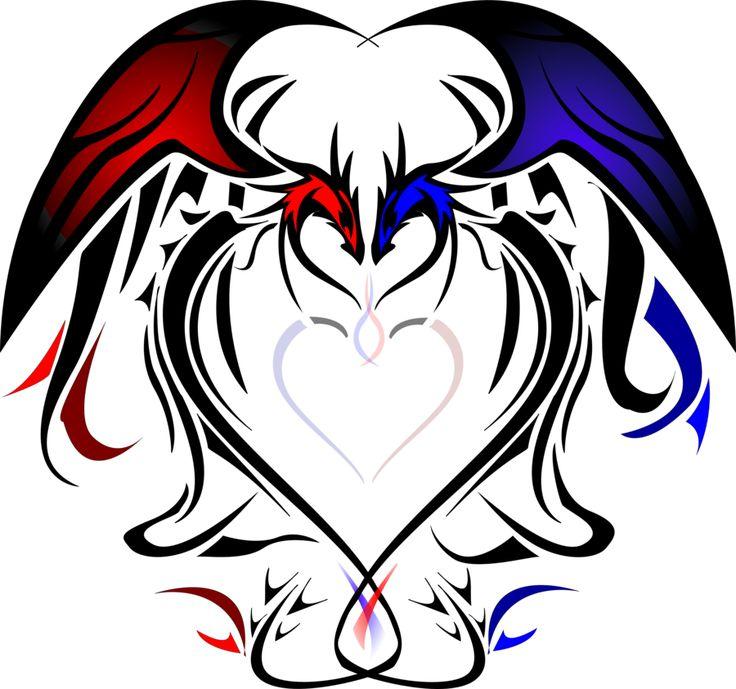 736x689 Best Dragon Tattoo Flash Designs Ideas Dragon