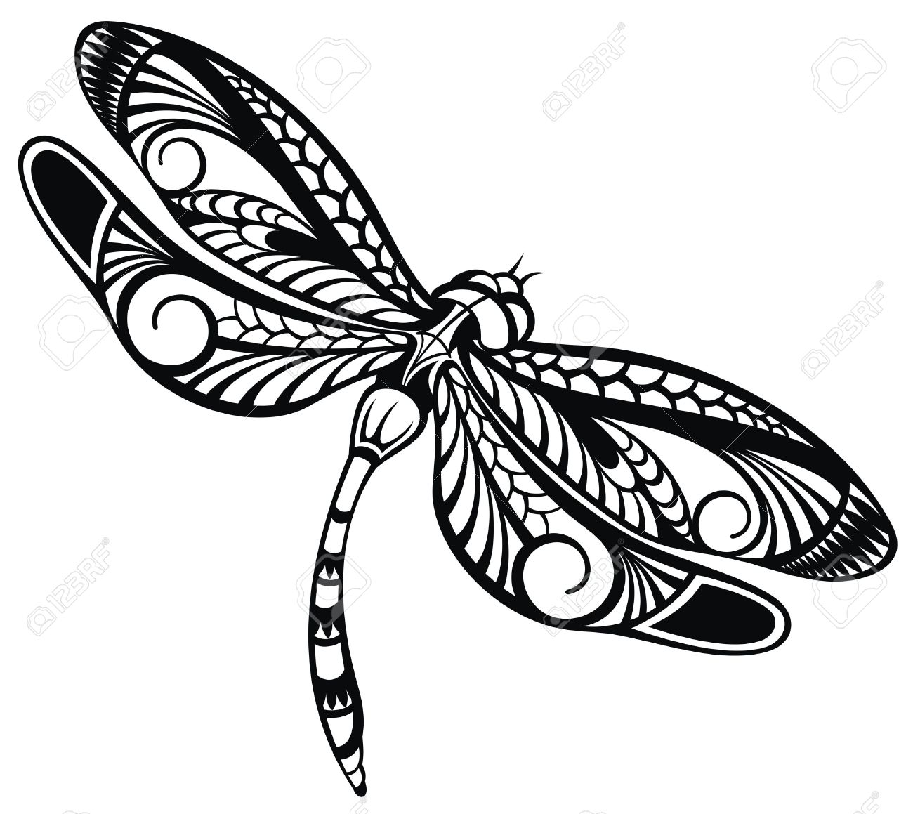 1300x1159 Top 88 Dragonfly Clipart