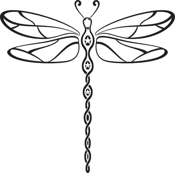 Dragonfly Clipart Free Download
