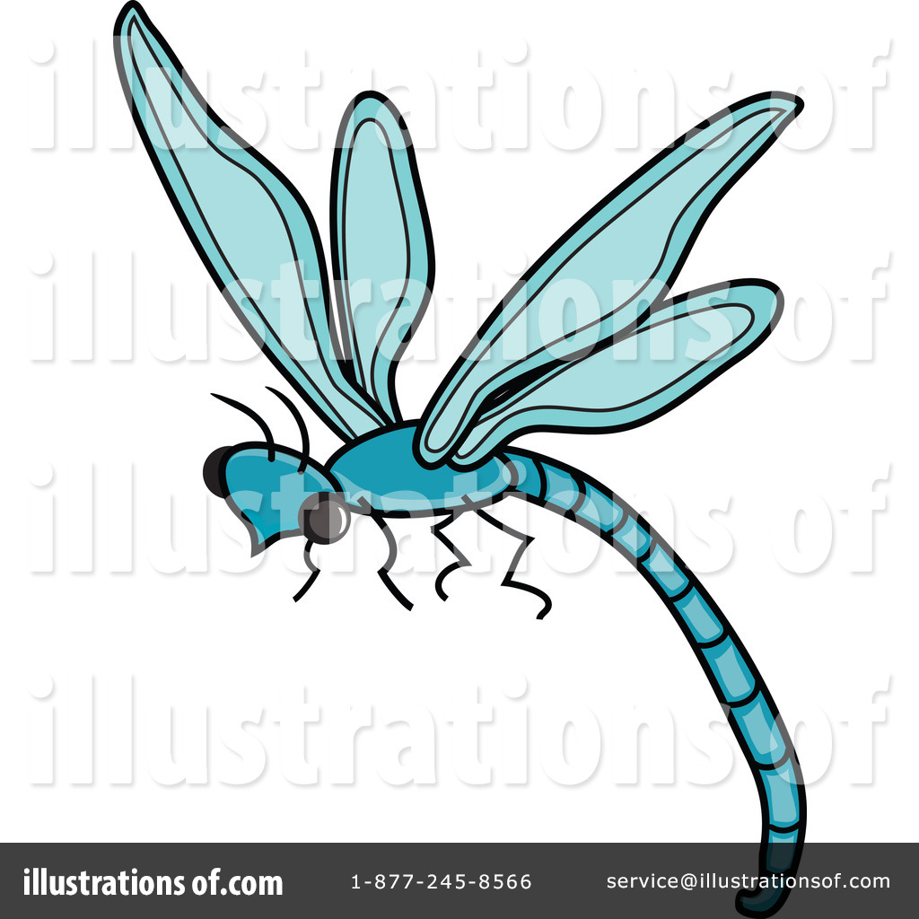 1024x1024 Dragonfly Clipart