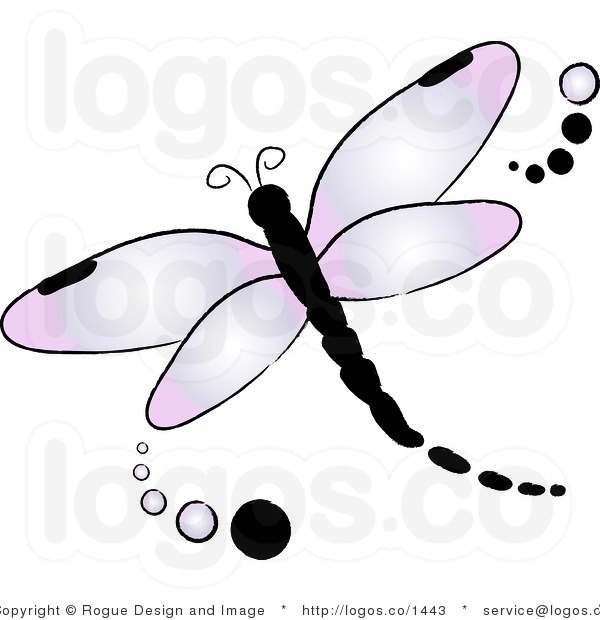 600x620 Dragonfly Clipart Baby