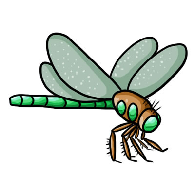 400x400 Dragonfly Clipart Free Download Free Clipart Images 4