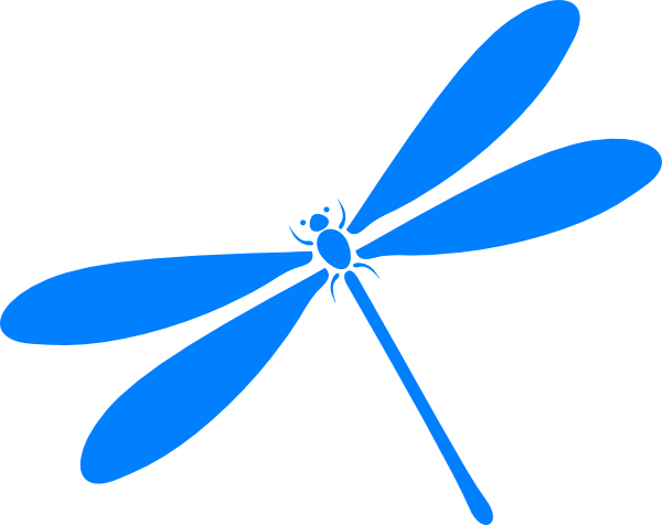 600x476 Free Dragonfly Clipart Image