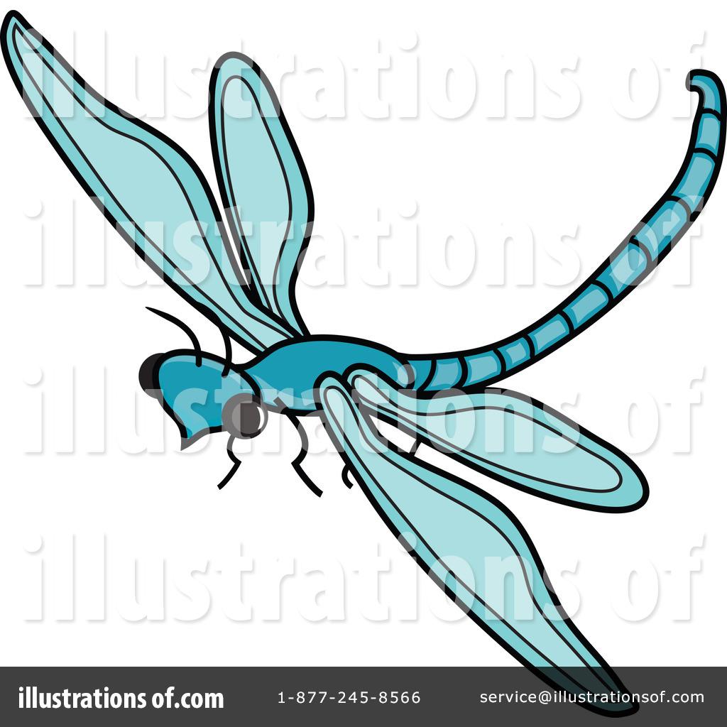 1024x1024 Dragonfly Clip Art