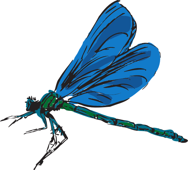 600x541 Animals Clipart Dragonfly Clipart Gallery ~ Free Clipart Images