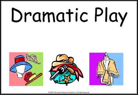 474x328 Dramatic Play Center Sign Crafting Printables