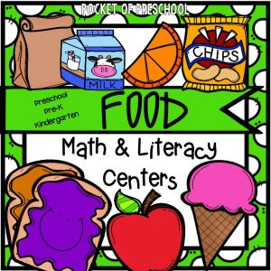 300x300 Food And Nutrition Centers For Preschool, Pre K, And Kindergarten