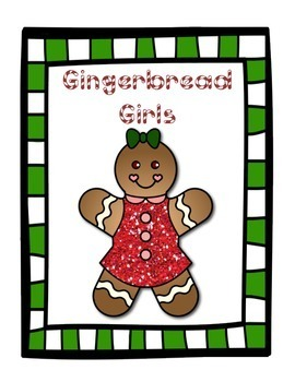 270x350 Gingerbread Bakery Dramatic Play Set By Teach Prek Tpt