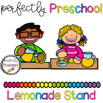350x350 Lemonade Stand Dramatic Play By Perfectly Preschool Tpt