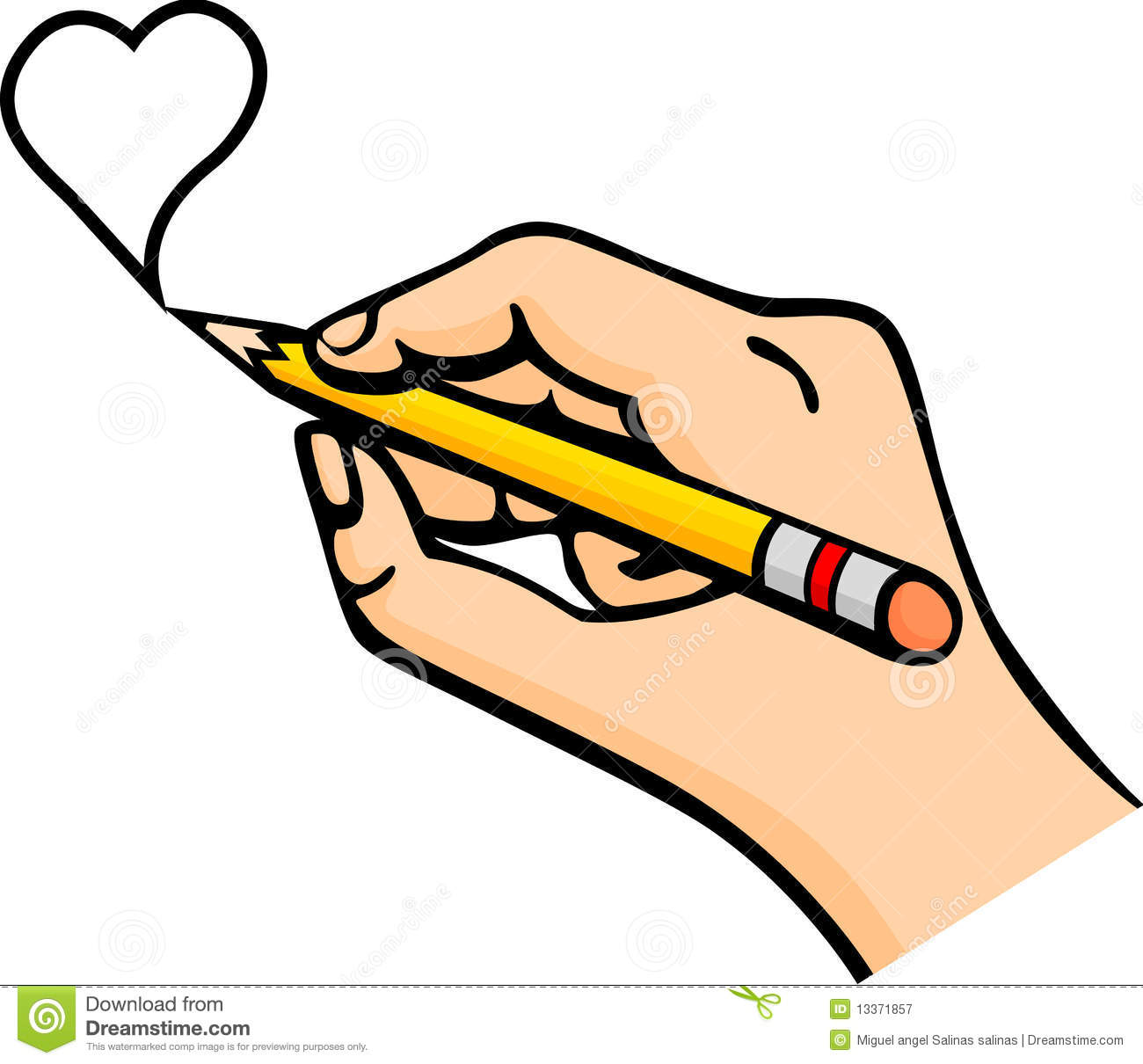 1300x1210 Hand Drawing Clipart