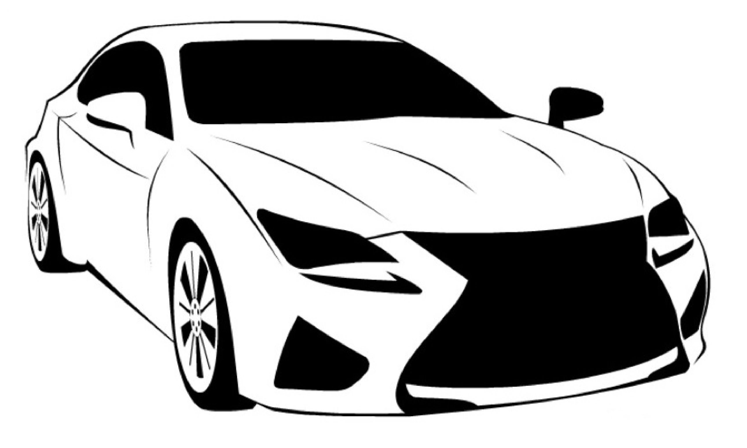 2581x1549 Luxiouros Car Clipart