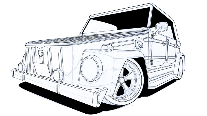 700x394 Automotive Illustrator Lemorris Harris