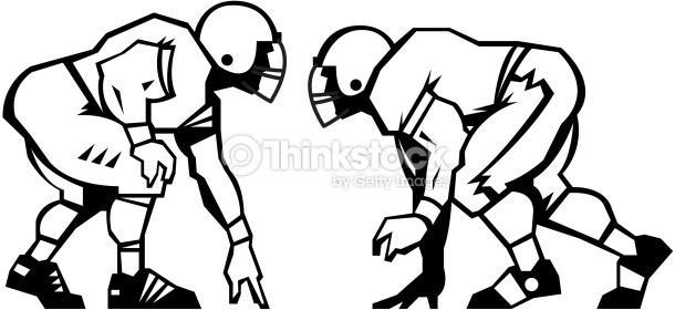 610x280 Image Result For Lineman Football Player Vector Clipart Senior