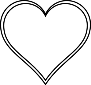 298x276 Hearts Clipart Drawn Heart