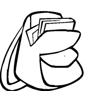 Drawing Of A Backpack Free Download Best Drawing Of A