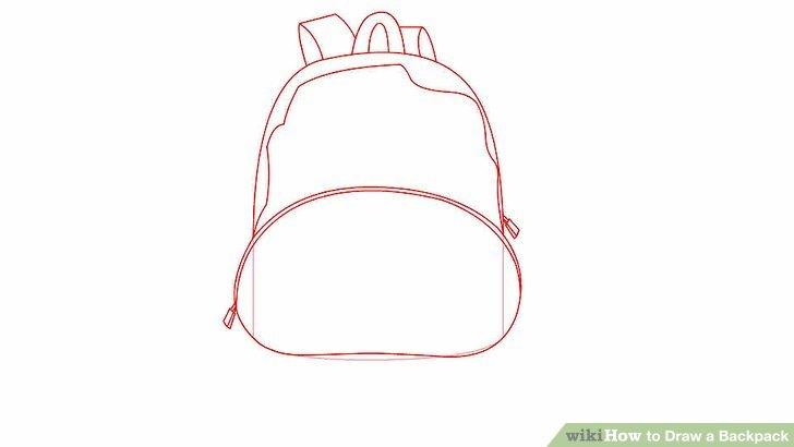 728x410 Drawn Bag Backpack