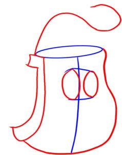 238x302 How To Draw How To Draw Backpack From Dora The Explorer
