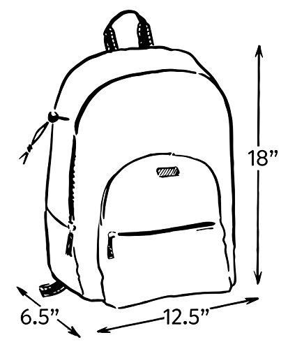 413x500 Scout Big Draw Backpack, Duck Duck Blue Casual Daypacks