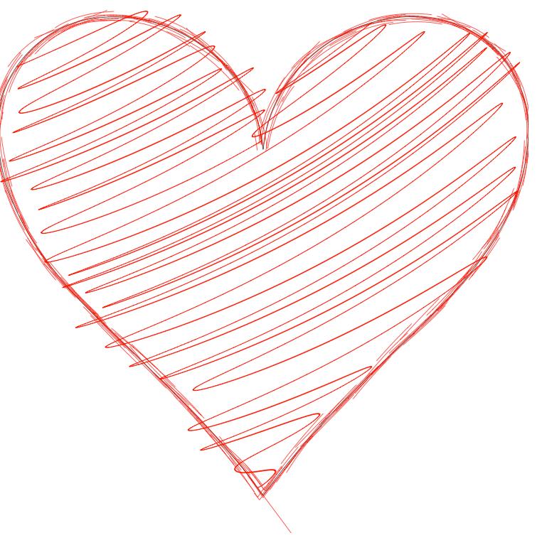 762x760 Heart