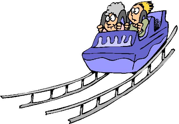 628x434 Roller Coaster Clip Art