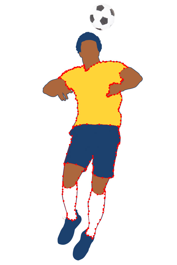 600x900 Create A Retro Footballer In Adobe Illustrator For The World Cup
