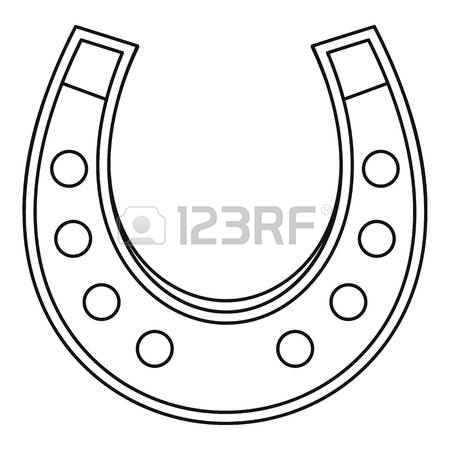 450x450 Armored Horseshoe Clipart, Explore Pictures