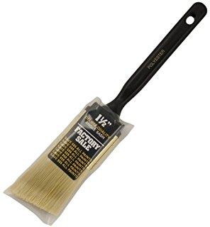 296x320 Wooster Brush Q3208 1 Softip Angle Sash Paintbrush, 1 Inch