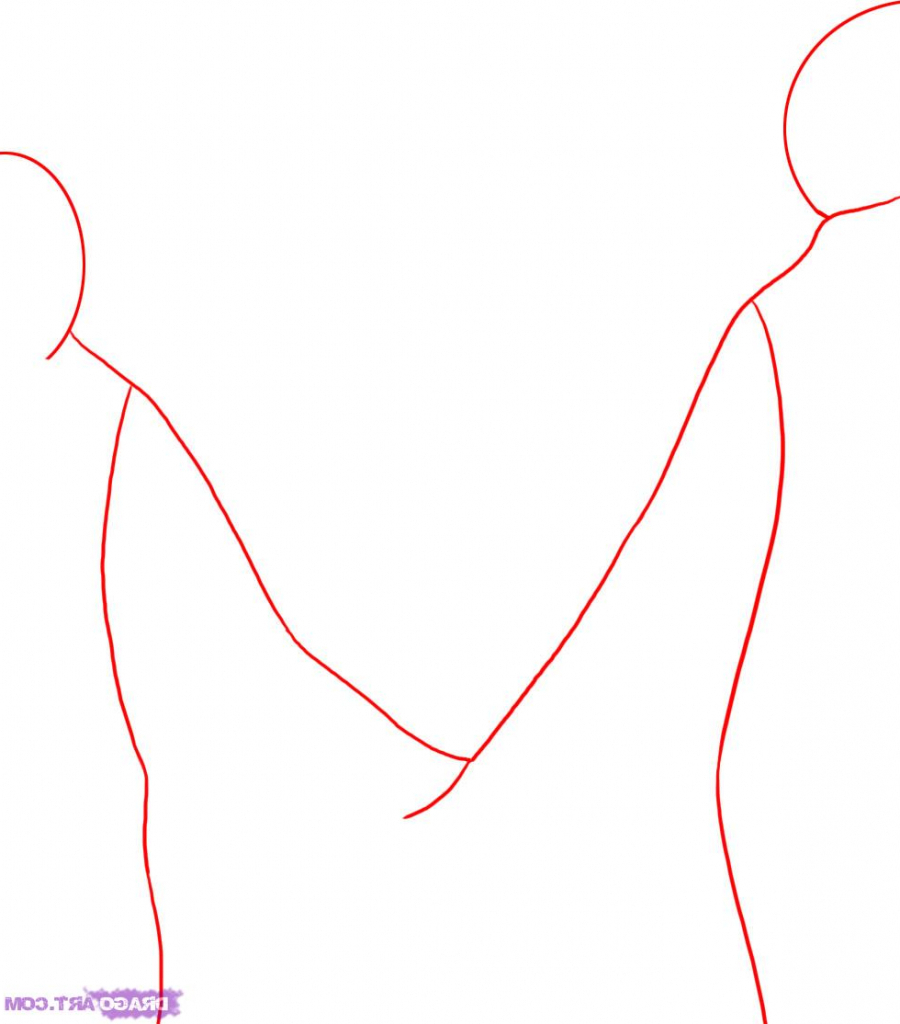 900x1024 Sketches Of People Holding Hands How To Draw People Holding Hands