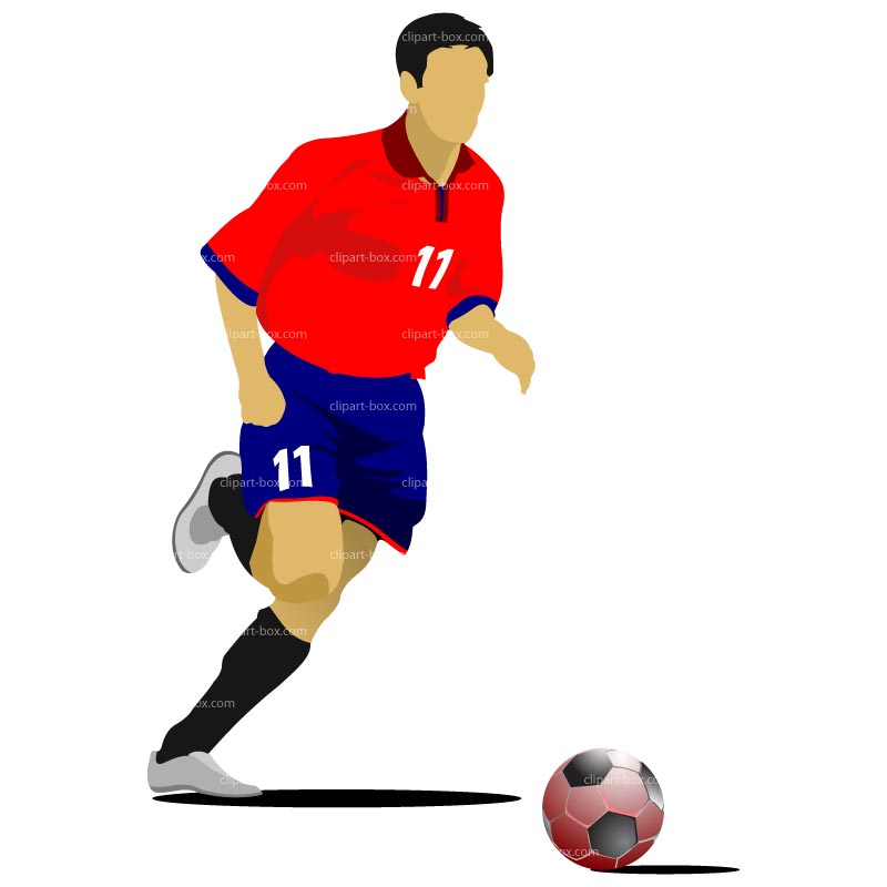 800x800 Clipart Football Free Player