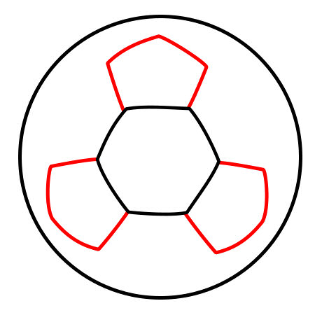 450x450 Drawing A Cartoon Soccer Ball