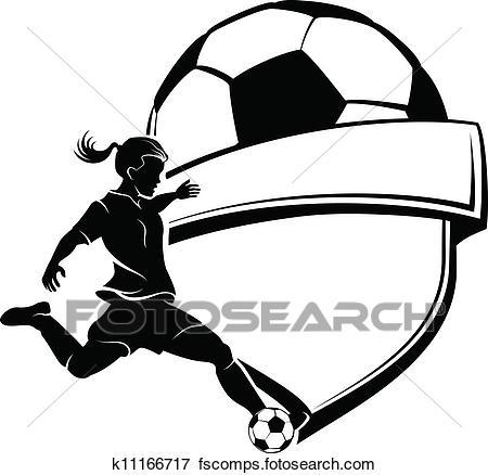 450x438 Drawing Of Soccer Player Kicking A Soccer Ball U10093903