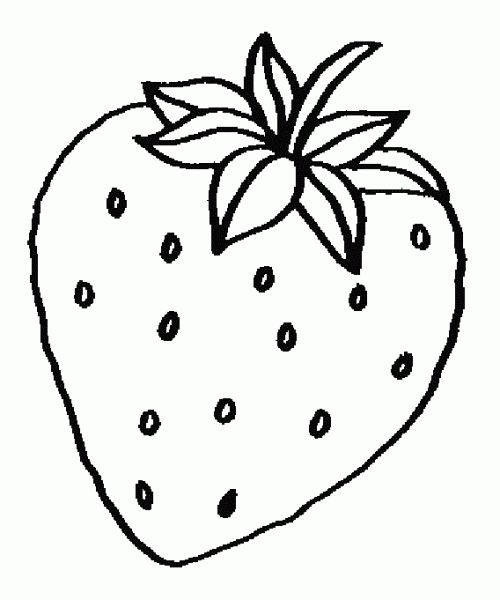 500x600 16 Best Fruits Images Banana, Coloring Books