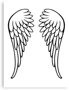 236x307 Drawn Angel Big Wing