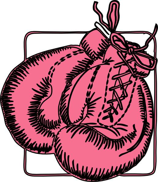 516x595 Boxing Gloves Clip Art