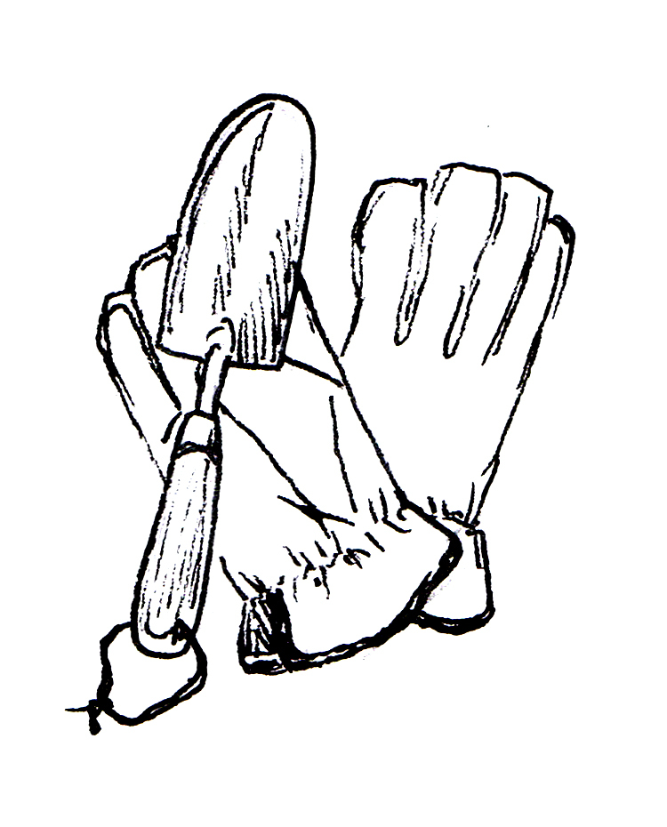 750x930 Boxing Glove Clipart
