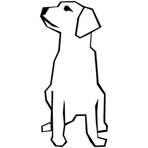 Image of: Cartoon 300x300 Pet Clipart Simple Dog Sweet Sardinia Drawings Of Dog Free Download Best Drawings Of Dog On Clipartmagcom