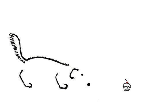 500x357 The Best Cute Dog Drawing Ideas Dog
